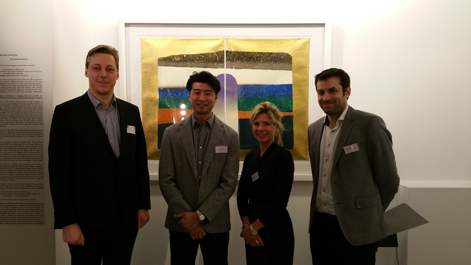 Photo: Exclusive Friendship Committee pre-opening visit of the famous Tolman Collection at TAG bxl