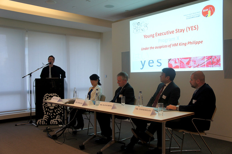 Photo: Business Seminar : Doing Business with Japan