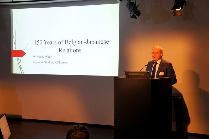 Photo: Inspiring Belgium-Japan Relations