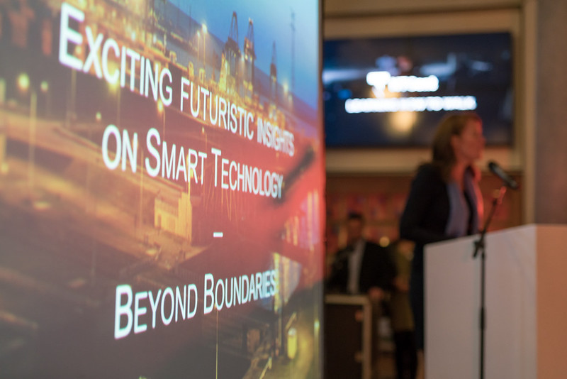 Photo: Exciting futuristic insights on Smart Technology – Beyond Boundaries