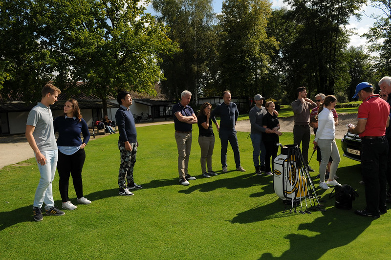 Photo: BJA 2017 Golf Cup and Golf Initiation