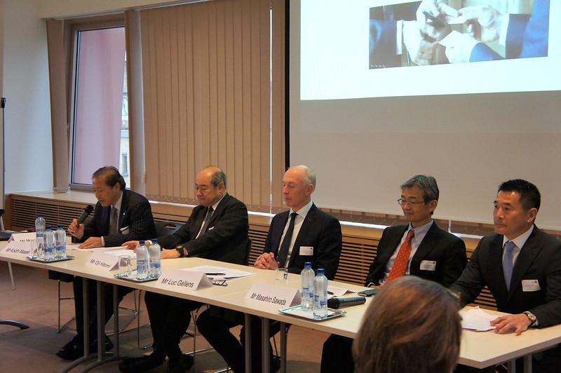 Photo: Business Seminar: Belgium-Japan Cross Cultural Business Communication