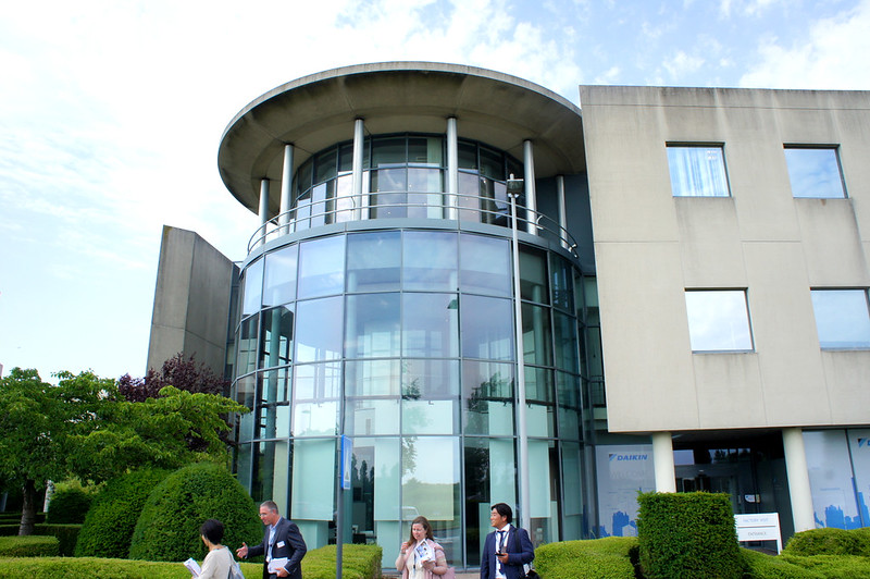 Photo: Exclusive Visit to Daikin Europe