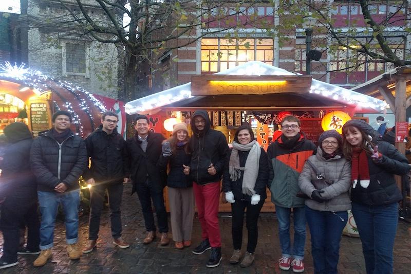 Photo: Friendship Café & Visit of the Christmas Market