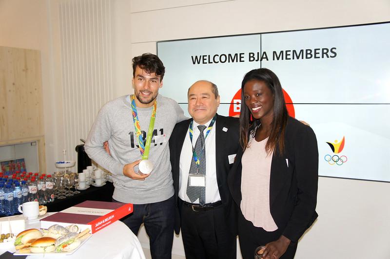 Photo: Tokyo 2020 Olympics: Meet TEAM BELGIUM!