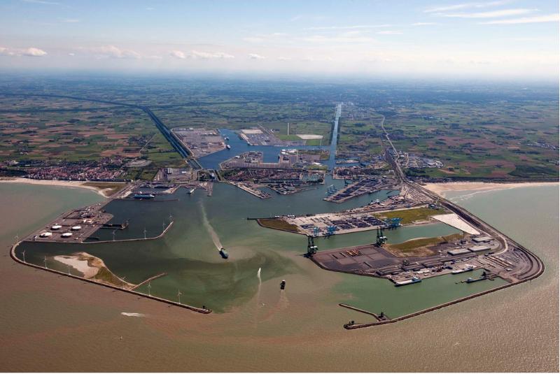 Photo: BJA Exclusive visit to the Port of Zeebrugge