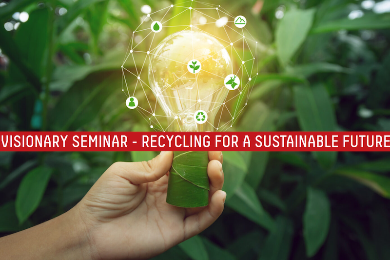 Photo: Visionary Webinar - Recycling for a Sustainable Future