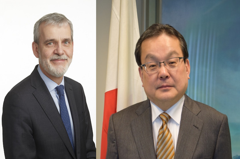 Photo: Available: Recording of BJA Webinar 10/06/2020: Japan and Belgium – An ongoing Friendship