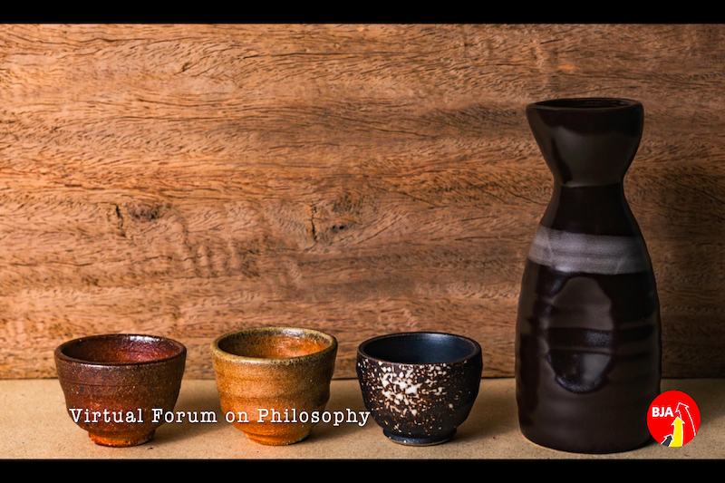 Photo: BJA Virtual Forum on Philosophy Episode 2 - Japanese Sake and Culture