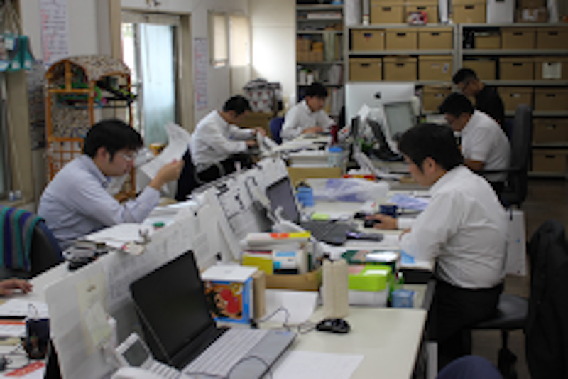 Photo: How is COVID-19 forcing Japanese companies to revisit their ways of working?